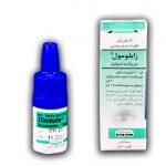 زايلومول ( دورزولاميد+تيمولول )2%/0.5%-5م ل قطره چشمي 1ع- سينا دارو
