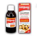فروگلوبين ( فروس سولفات+فوليک اسيد )